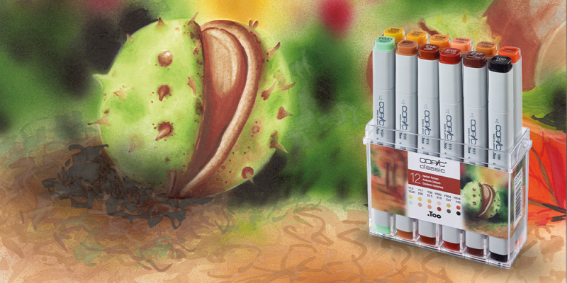 COPIC Set Herbst