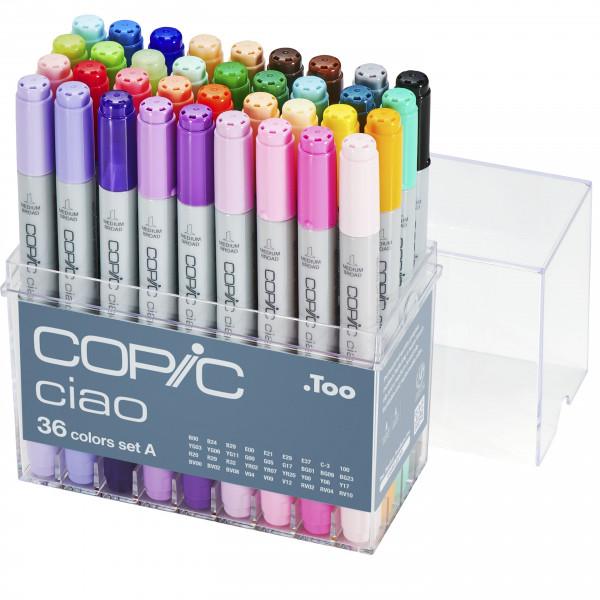 Copic Ciao 36 Colour set A
