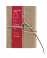 senseBook blanko / M (14 x 21 cm)