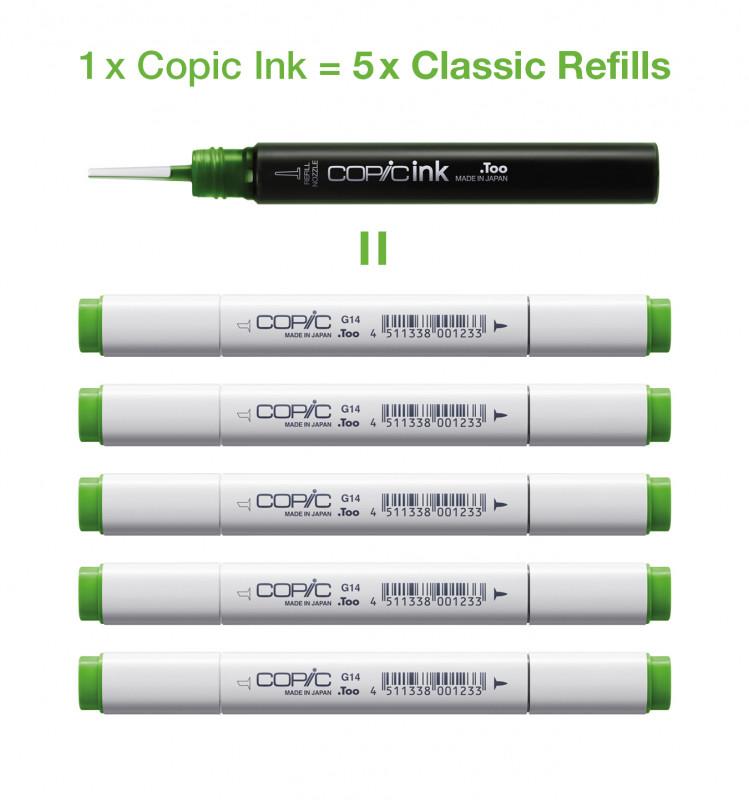 Copic Ink