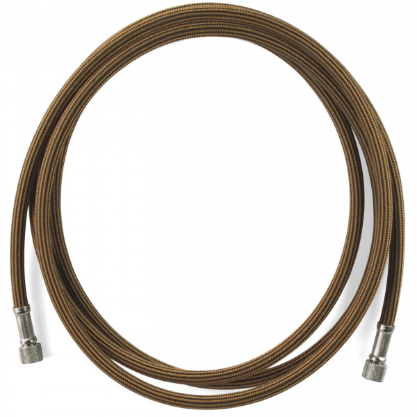 Streight hose for compressor, 1/8 inch connections, 3m