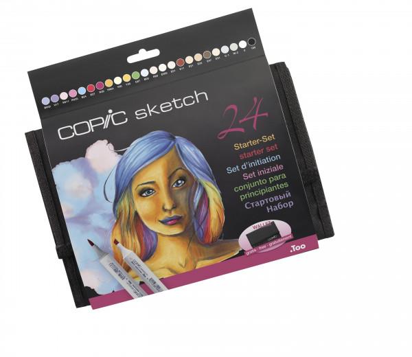 Copic Sketch Wallet