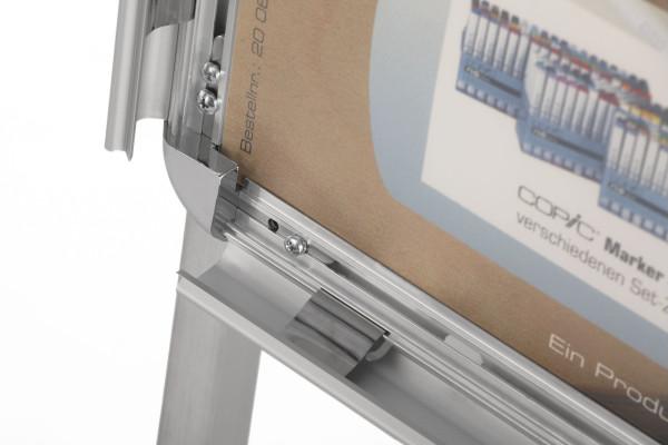 2 Spare foils A1, PP 0,5 mm