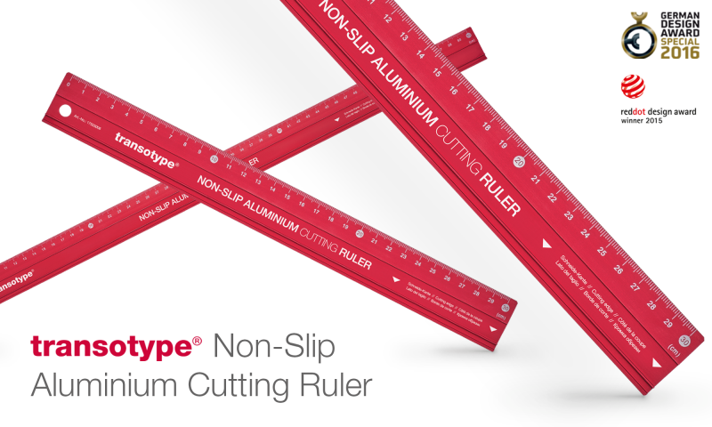Aluminium Cutting Ruler