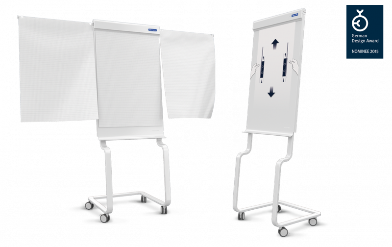 Flipchart evolution plus