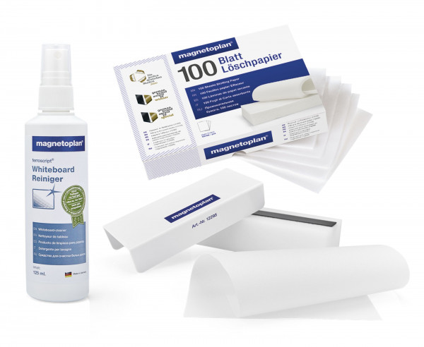 Whiteboard cleaning-Set