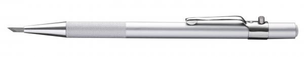 Pushbutton knife