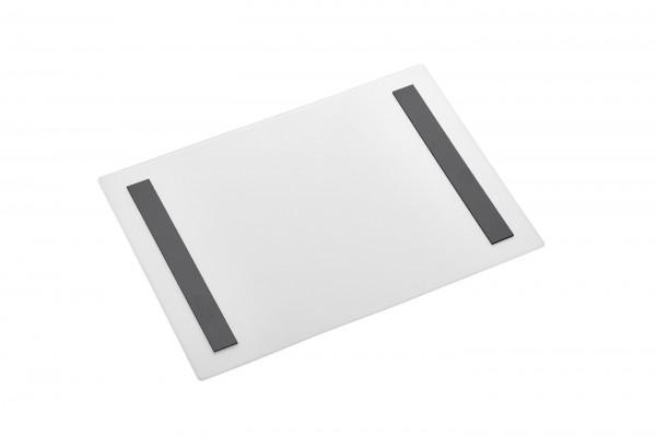 magnetofix clear pocket back 2 mm magnetic rubber