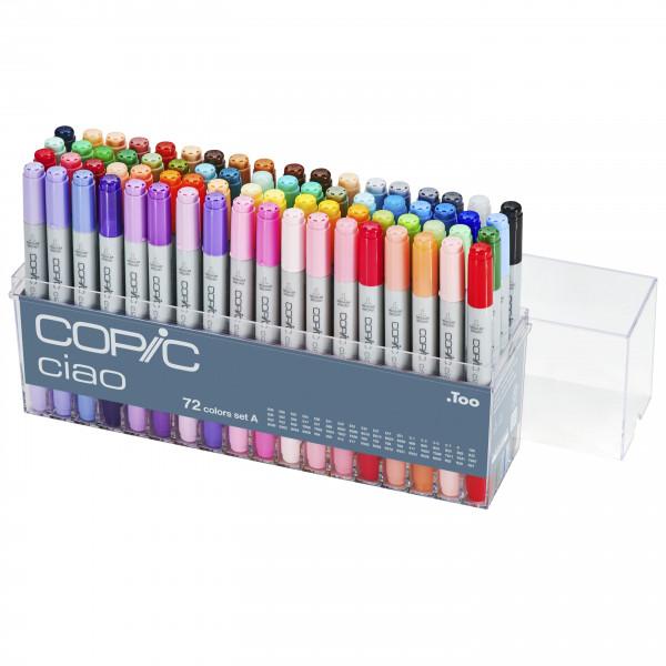 Copic Ciao 72 Colour set A