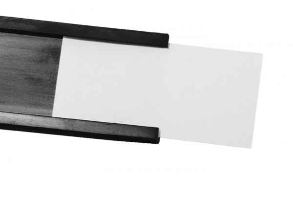 Foil and label for C-Profile