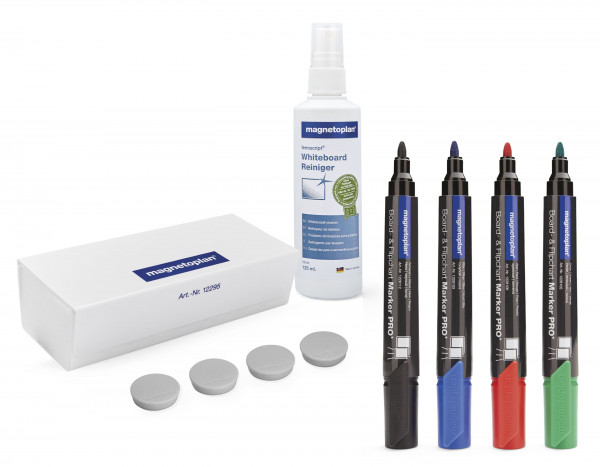 "Whiteboard accessories-Set ""Medium"""