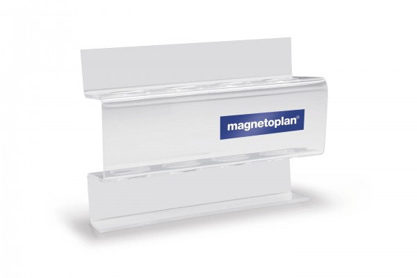 Acrylic marker holder (without board markers)