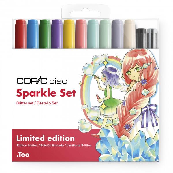 Copic Ciao Sparkle Set