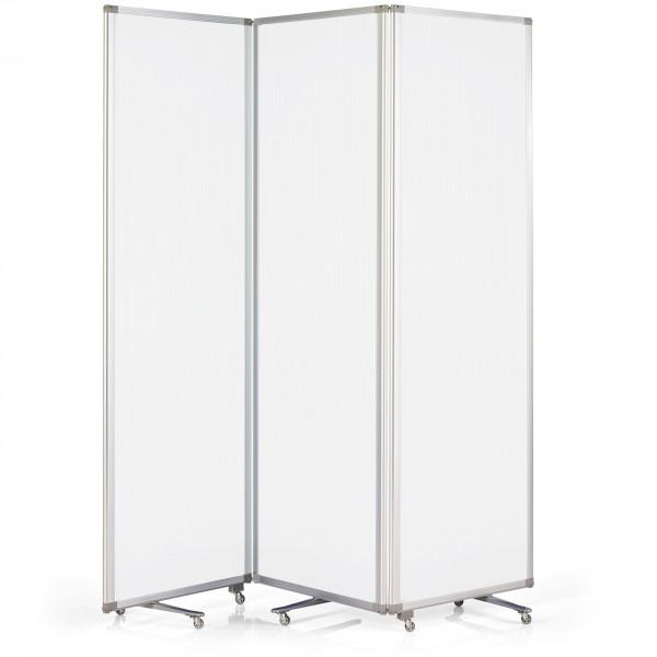 Room divider mobile, foldable