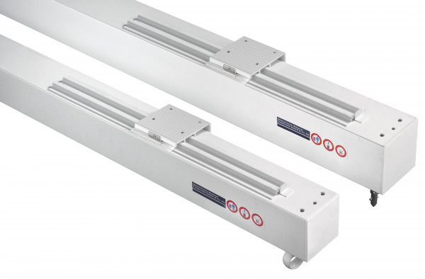 Installation set for suspended ceilings, 100 cm with Z bracket