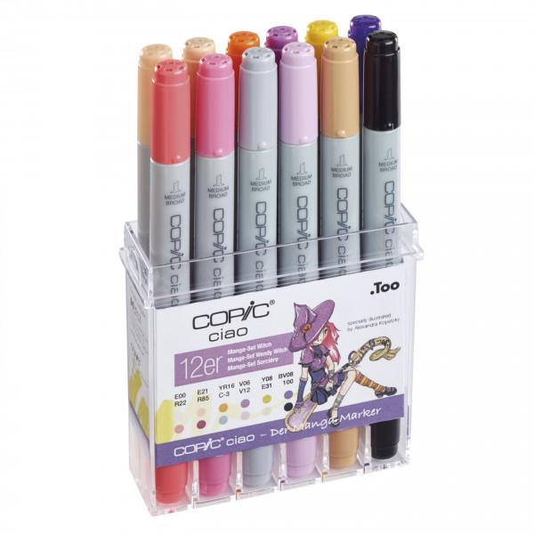 Copic Ciao sets