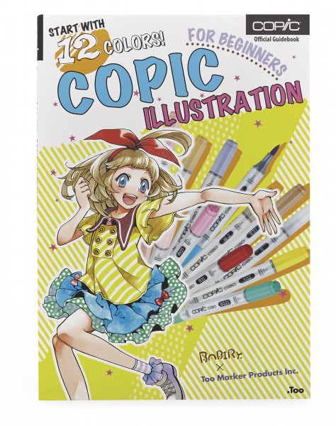 COPIC books